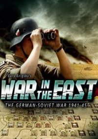 Обложка Gary Grigsby's War in the East: The German-Soviet War 1941-1945