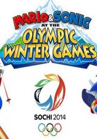 Обложка Mario & Sonic at the Sochi 2014 Olympic Winter Games