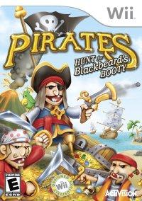 Обложка Pirates:  Hunt for Blackbeard's Booty