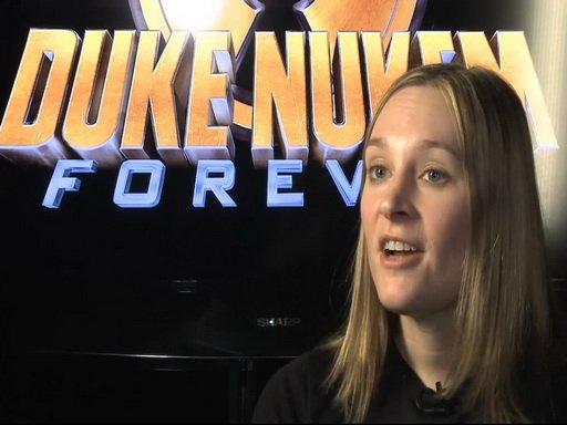 Duke Nukem Forever. Интервью