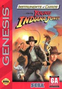 Обложка Young Indiana Jones