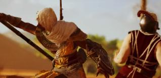 Assassin's Creed: Origins. Анонсирующий трейлер с E3 2017