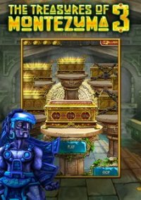 Обложка Сокровища Монтесумы 3