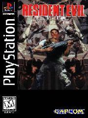 Обложка Resident Evil
