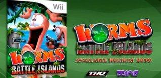Worms: Battle Islands. Видео #1