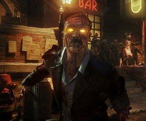 Геймплей зомби-режима  Black Ops 3 попал в Сеть
