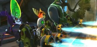 Ratchet and Clank: All 4 One. Видео #11