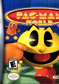 Обложка Pac-Man World