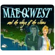 Обложка Mae Q'West and the Sign of the Stars