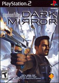 Обложка Syphon Filter: Dark Mirror