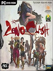 Обложка Zeno Clash