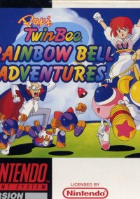 Обложка Pop'n Twinbee - Rainbow Bell Adventures