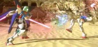 Gundam Breaker. Видео #1