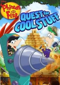 Обложка Phineas and Ferb: Quest for Cool Stuff