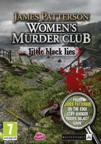 Обложка James Patterson Women's Murder Club: Little Black Lies