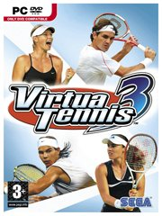 Virtua Tennis 3 – фото обложки игры