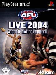Обложка AFL Live 2004
