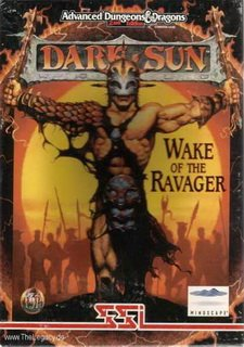Dark Sun 2: Wake of the Ravager