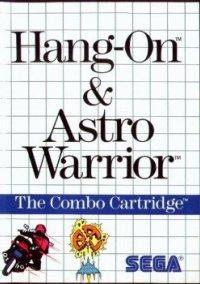 Обложка Hang-On & Astro Warrior