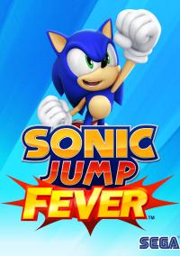 Обложка Sonic Jump Fever