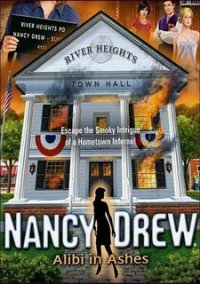 Обложка Nancy Drew: Alibi in Ashes