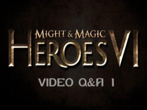 Heroes of Might and Magic VI. Дневники разработчиков
