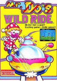 Обложка Mr. Do's Wild Ride