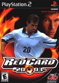 Обложка RedCard 20-03
