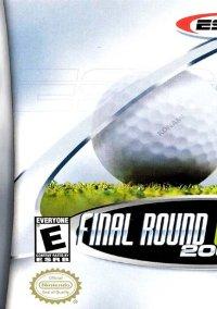 Обложка ESPN Final Round Golf 2002