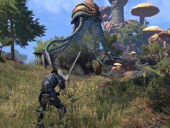 Первый геймплейный ролик The Elder Scrolls Online Morrowind уже вСети