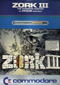 Обложка Zork III