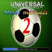 Обложка Universal Soccer Manager 2