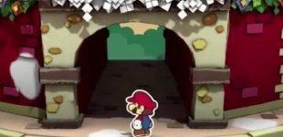 Paper Mario: Color Splash. Анонсирующий трейлер