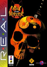 Обложка Way of the Warrior
