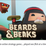 Скриншот Beards & Beaks