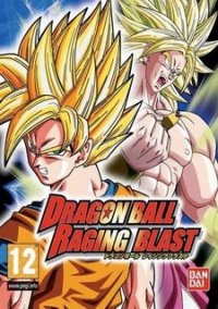 Обложка Dragon Ball: Raging Blast