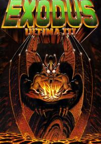 Обложка Ultima 3: Exodus