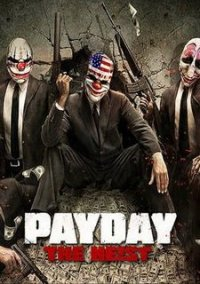 Обложка Payday: The Heist