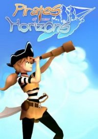 Обложка Pirates of New Horizons