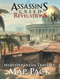 Assassin's Creed: Revelations - Mediterranean Traveler Map Pack – фото обложки игры