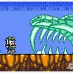 Скриншот Wonder Boy III Monster Lair – Изображение 1
