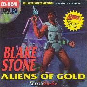 Обложка Blake Stone: Aliens of Gold