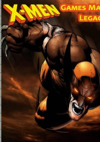 Обложка X-Men: Games Master's Legacy
