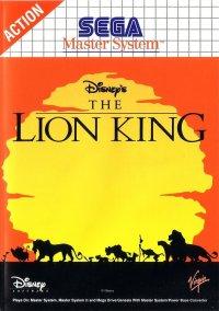 Обложка The Lion King