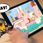 Скриншот Adventure Time Game Wizard - Draw Your Own Adventure Time Games – Изображение 1