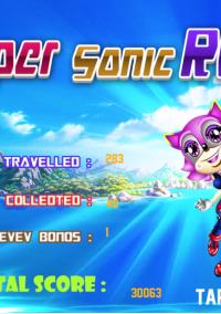 Обложка Sonic Cat Run Dash