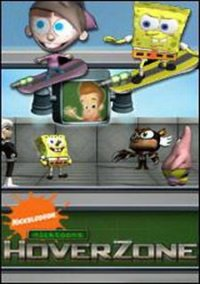 Обложка Nicktoons: Hoverzone