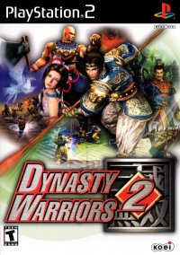 Обложка Dynasty Warriors 2