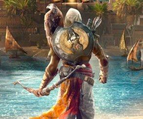 Новый бегунок поAssassin's Creed Origins посвятили Байеку иорлице Сену