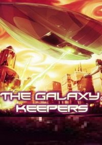 Обложка The Galaxy Keepers